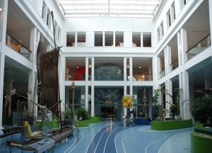 museum innenx